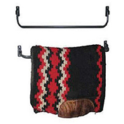 High Country Plastics Fold Down Blanket Rack, FBR