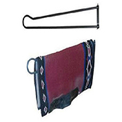 High Country Plastics Horse Blanket Rack, HBR