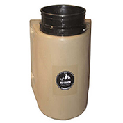 High Country Plastics Insulated Bucket Holder, IBH-5BK, 5 Gallons