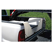 High Country Plastics Pickup Truck Bed Caddy, TC-63, 63 Gallons