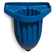 High Country Plastics Wall Feeder With Drain, WFD-BK, 4/Box