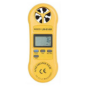 Reed Instruments LM-81AM-NIST Anemometer