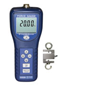 Reed Instruments SD-6100 Force Gauge/SD Card Data Logger, 100.0kg