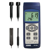 Reed Instruments SD-9901 Indoor Air Quality Meter Data Logger