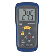 Reed Instruments ST-610B Thermocouple Thermometer and Probe Kit
