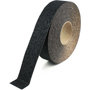 "Heskins Extra Coarse Anti Slip Tape, Black, 2"" x 60', 30 Grit"