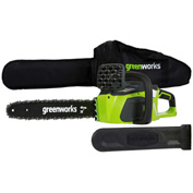 "GreenWorks® 20322 G-MAX 16"" Cordless Digipro Chainsaw"