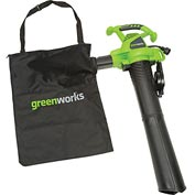 GreenWorks® 150/235MPH Corded Blower / Vac