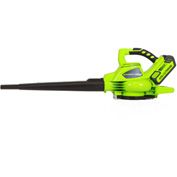 GreenWorks® 24312 G-MAX Cordless DigiPro Variable Speed Blower Vac, 40V