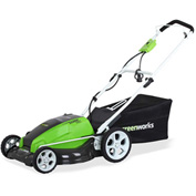 "GreenWorks™ 25112 21"" 13A 3-In-1 Corded Lawn Mower, W/ 7 Cutting Heights"