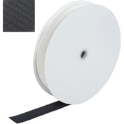 "HALCO Hi-Performance Adhesive-Backed Tape ABL400 4"" x 82-1/2' Black Loop"
