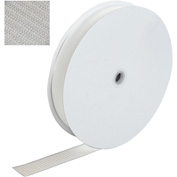 "HALCO Hi-Performance Adhesive-Backed Tape AWL400 4"" x 82-1/2' White Loop"