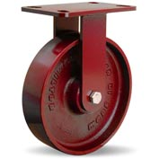 Hamilton® Heavy Service Rigid 8 x 2 Metal Ball 1500 Lb. Caster