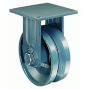 Hamilton® Maxi-Duty Forged Rigid 8 x 3 Forged Tapered 14,000 Lb. Caster