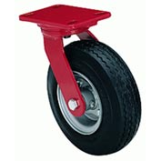 """Hamilton® Cush-N-Aire Forged Swivel 16"""" Pneumatic Roller 960 Lb. Caster"""