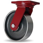 Hamilton® Extra HD Forged Swivel 10 x 3 Forged Ball 5000 Lb. Caster