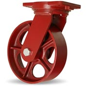 Hamilton® Extra HD Forged Swivel 10 x 3 Metal Roller 2600 Lb. Caster