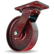Hamilton® Heavy Service Swivel 8 x 2 Metal Ball 1500 Lb. Caster