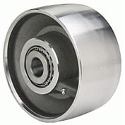 "Hamilton® Forged Wheel 6 x 3 - 1"" Tapered Bearing"