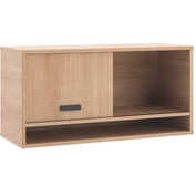 "basyx® by HON® Overhead Storage - 36""W - Wheat  - Manage Series"