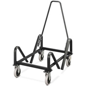 HON® HON4043T Olson - 4040 Series Cart for HON Olson Stacking Chairs Black
