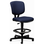HON® Volt Armless Task Chair - Fabric - Navy
