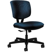 HON® Armless Task Chair - Fabric - Low Back - Mariner - Volt Series