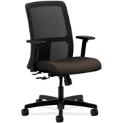 HON® HONIT106CU49 Ignition Adjustable Arm Low-Back Task Chair Espresso
