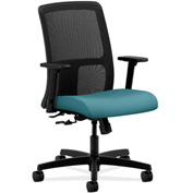 HON® HONIT106CU96 Ignition Adjustable Arm Low-Back Task Chair Glacier