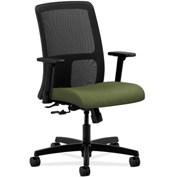 HON® HONIT106NR74 Ignition Adjustable Arm Low-Back Task Chair Clover