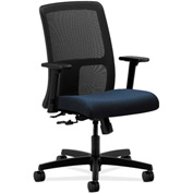 HON® HONIT106NT90 Ignition Adjustable Arm Low-Back Task Chair Mariner