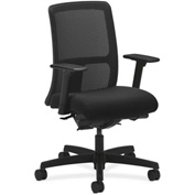 HON® HONIT201CU10 Ignition Adjustable Arm Low-Back Task Chair Black