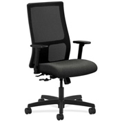 HON® HONIW101AB12 Ignition Adjustable Arm Mid-Back Task Chair Gray