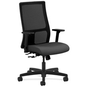 HON® HONIW101CU19 Ignition Adjustable Arm Mid-Back Task Chair Iron Ore