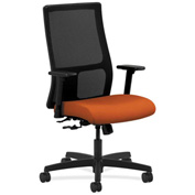 HON® HONIW101CU46 Ignition Adjustable Arm Mid-Back Task Chair Tangerine