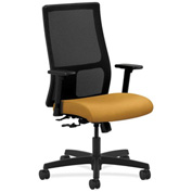 HON® HONIW101NR26 Ignition Adjustable Arm Mid-Back Task Chair Mustard
