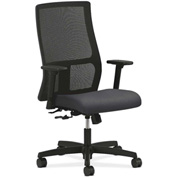 HON® HONIW101NT19 Ignition Adjustable Arm Mid-Back Task Chair Charcoal