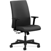 HON® HONIW102CU19 Ignition Adjustable Arm Mid-Back Task Chair Iron Ore Polyester
