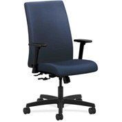 HON® HONIW102UR96 Ignition Adjustable Arm Mid-Back Task Chair Ocean Polyurethane