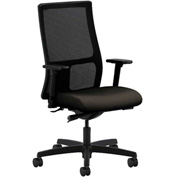 HON® HONIW103CU49 Ignition Adjustable Arm Mid-Back Task Chair Espresso