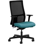 HON® HONIW103CU96 Ignition Adjustable Arm Mid-Back Task Chair Glacier