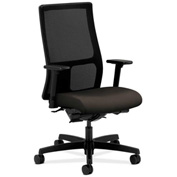 HON® Mesh Task Chair with Arms & Synchro Tilt - Fabric - Mid Back - Espresso - Ignition Series