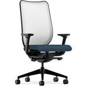 HON® HONN102CU90 Nucleus Adjustable Arm Task Chair Cerulean