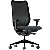 HON® HONN103NR10 Nucleus Adjustable Arm Task Chair Onyx