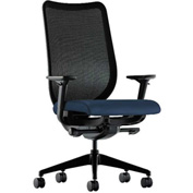 HON® HONN103UR96 Nucleus Adjustable Arm Task Chair Ocean