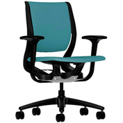 HON® Ergonomic Task Chair - Fabric - Mid Back - Glacier - Purpose Series