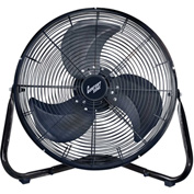 Comfort Zone® CZHV20B High Velocity Cradle Fan 20""