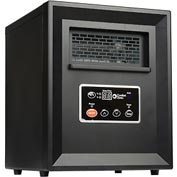 Comfort Zone® Fan-Forced Digital Infrared Quartz Heater With Remote CZ2011P - 1000W