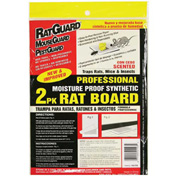 Rat, Mice & Insect Glue Board Trap 70 Pack - 60MB - Pkg Qty 70