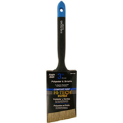 "Hi-Tech® 3"" Poly/Bris Angle Paint Brush - BB01985 - Pkg Qty 12"